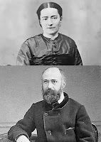 Blessed Zelie Martin (1831-1877), Blessed Louis Martin (1823-1894)  There is no better modern example of holy parents than that of Zelie and Louis Martin, the parents of St. Therese of Lisieux. Zelie and Louis had nine children, only five of which survived childhood (all daughters) who all went on to become nuns. The heroic parenthood of Zelie and Louis was documented in Therese's autobiography, The Story of a Soul.