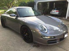 FS: 2006 Porsche 997 Carrera C2S, 43,934mi, Seal Grey - 6SpeedOnline - Porsche Forum and Luxury Car Resource