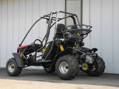 this baja reaction 150 go kart is powered by a 10hp 150cc. Black Bedroom Furniture Sets. Home Design Ideas