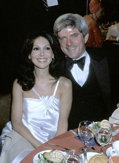 Most Surprising Hollywood Marriages | Famous People You Didn't Know Were Married to Each Other Marlo Thomas and Phil Donahue