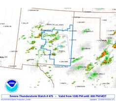 SPC Severe Thunderstorm Watch 475 - http://blog.clairepeetz.com/spc-severe-thunderstorm-watch-475/