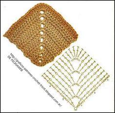 Good Images Crochet Doilies Tutorial Tip Doilies - DIY & Crafts Crochet Bookmark Pattern, Crochet Doily Diagram, Crochet Bra, Crochet Edging Patterns, Crochet Lace Edging, Crochet Bookmarks, Crochet Blocks, Crochet Squares, Filet Crochet