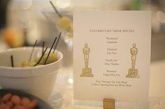 Oscar party drinks
