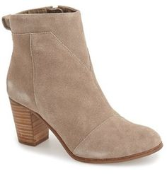 Neutral booties to wear with everything