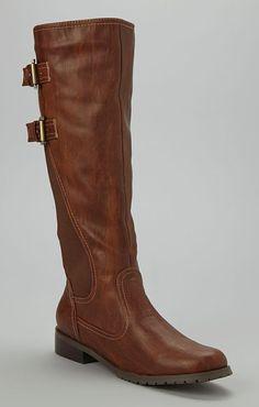 Tan Riding Boot wardrobe staple.