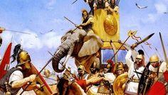 Trebia, el león de Cartago da su primer zarpazo