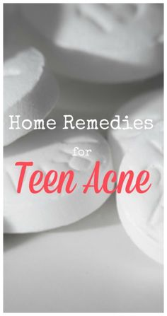 Home Remedies for Teen Acne -  Try a more holistic approach to combating teen acne. Natural cures for acne is better than all those chemicals.