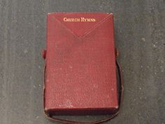Edwardian Antique Leather Cased English Book by WhiteHartAntiques