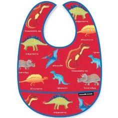 $9 Amazon.com: Crocodile Creek Dinosaur Bib: Baby