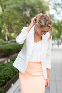 Refresh Your Business Formal Work Wardrobe for Summer - MEMORANDUM, formerly The Classy Cubicle // Powered by chloédigital Business Professional Dress, Professional Dresses, Professional Women, Summer Business Attire, Business Dresses, Business Formal, Business Suits, Business Chic, Image Fashion