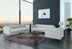Teppich Fußboden Design Funky 2029 Grau 190cmx280cm A101328 Polypropylen