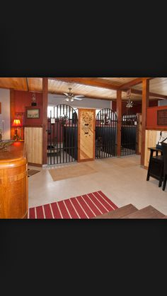 Kennels this would be nice attached to the barn