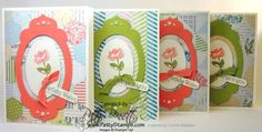Tea for two apothecary accents cards