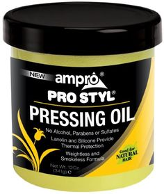 Ampro Pressing Oil 12 oz Pack of 6 -- You can find more details by visiting the image link.