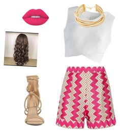 """Untitled #43"" by athziri-galindo on Polyvore featuring Missoni, Chicwish, BCBGMAXAZRIA, ALDO and Lime Crime"