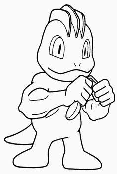 coloring page Pokemon - Pokemon