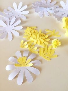 VK is the largest European social network with more than 100 million active users. Fabric Flowers, Paper Flowers, Deco, Flower Crown, Paper Art, Origami, Daisy, Projects To Try, Photo Wall