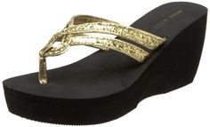 Nine West Women's Escapist Flip Flop,Light Gold/Light Gold Synthetic,8 M US Nine West,http://www.amazon.com/dp/B004MXTTX0/ref=cm_sw_r_pi_dp_RtHFrb69632F419D
