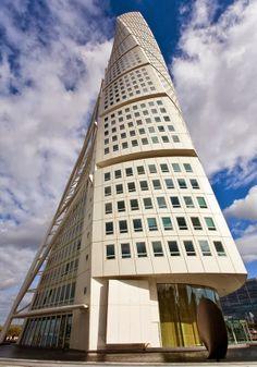 Turning Torso - Spanish Architect Santiago Calatrava