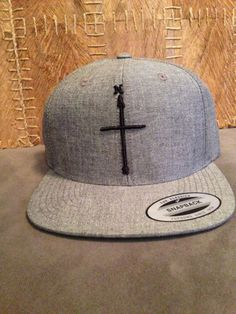 Find Your a True North SnapBack Grey SnapBack by WhiskeyandSoda True North 9902cee8e50d