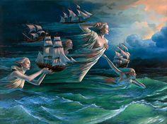 Harbor of Hope          Michael Cheval