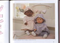 Tøj og tilbehør til babydukker - Elesy Lena - Picasa Web Albums