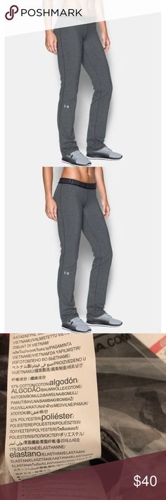 df722fe96a New Under Armour Women Favorite Fitted Pants XS Boutique