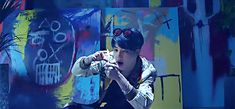 BTS | Fire teaser 160428 | Jimin playing with fire