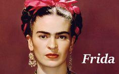 Vida e Obra de Frida Kahlo