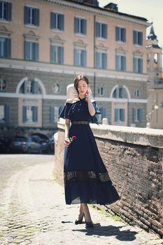 Summer Fashion Outfits, Girl Fashion, Fashion Design, Ball Gowns Fantasy, Diy Fashion Hacks, Beautiful Asian Girls, Cute Girls, Korean Fashion, Beautiful Dresses