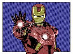 Iron Man #deviantart #sketchbookpro