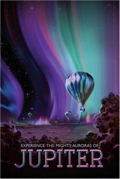 米航空宇宙局(NASA)ジェット推進研究所は、人々の好奇心を刺激し、太陽系に留まらず太陽系外惑星まで探検したいと思ってもらうため、レトロなデザインの「宇宙観光のポスター」を公開した。ダウンロードは無料で楽しめる。                                                                                                                                                                                 もっと見る