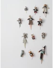 ANNETTE MESSAGER Mes Petites Effigies, 1988-89  SOLD FOR $52,500