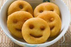 Daddy Cool!: Πανευκολες Πατατοκροκετες φουρνου χαμογελαστες!Ιδανικες για παιδικο παρτυ