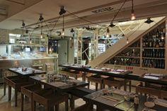 Fishop japanese restaurant in Barcelona - GrupoFishop