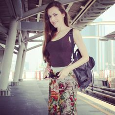 Sandra Bauknecht in Bangkok  http://www.sandrascloset.com/my-look-at-bangkoks-chatuchak-market/