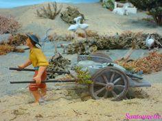 L'Atelier d'Anduze:Santons et crèches de Provence