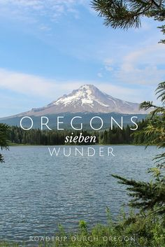 #Roadtrip zu den sieben Wundern von #Oregon - unter anderem mit #MountHood #SmithRock #ColumbiaRiverGorge