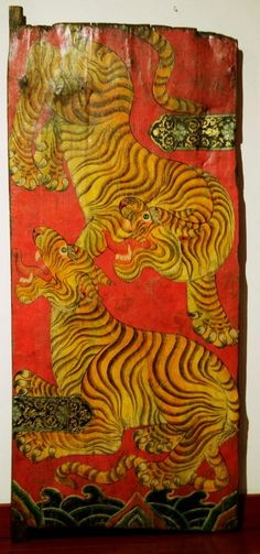 tibet tiger rug - Google Search