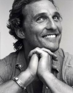 Texas born Actor- Matthew McConaughey....Alright, alright, alright.