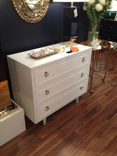 Our favorite trends from High Point Market: Lacquered Furniture