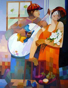 Pinturas Cubistas - damiaomartins | SmugMug