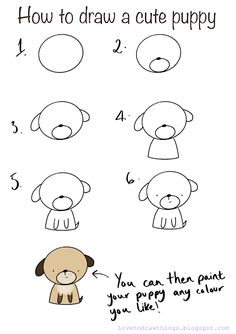 Love To Draw Things: How to draw a cute baby penguin in 6 ... |Simple Toddler Art