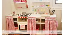 Expedit = Play kitchen | IKEA Hackers Clever ideas and hacks for your IKEA