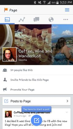 Coffee, Wine and Wanderlust is now on Facebook! https://www.facebook.com/pages/Coffee-Wine-and-Wanderlust/901652969875106?ref=bookmarks
