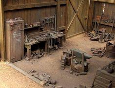 Blacksmith shop | Flickr - Photo Sharing!