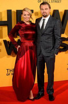 Margot Robbie Photos Photos - Leonardo DiCaprio and Margot Robbie attend the UK…