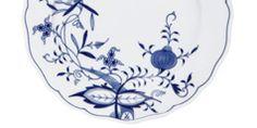 Porzellan mit Volldekor, edles Design