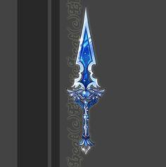 -WeaponAdoptable- Lulure by EllipticAdopts.deviantart.com on @DeviantArt