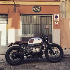 """593 Likes, 1 Comments - Cafe Racer Addicts (@caferaceraddicts) on Instagram: """"Follow @caferaceraddicts for more! Just for real addicts!  __________________________…"""""""